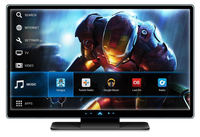 68f4a7ba4 Smart TV set-top box je v podstate prenosný počítač, ktorý zapadá do malého  dizajnérskeho boxu. Zariadenie pracuje s procesorom založeným na operačnom  ...
